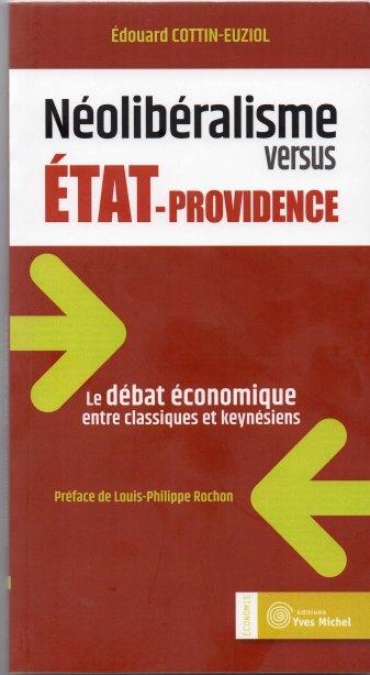 neoliberalisme vs etatprovidence